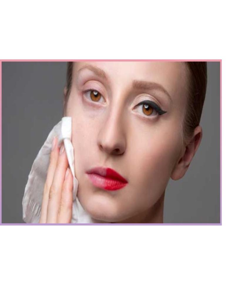 bahaya hapus make up dengan tisu basah