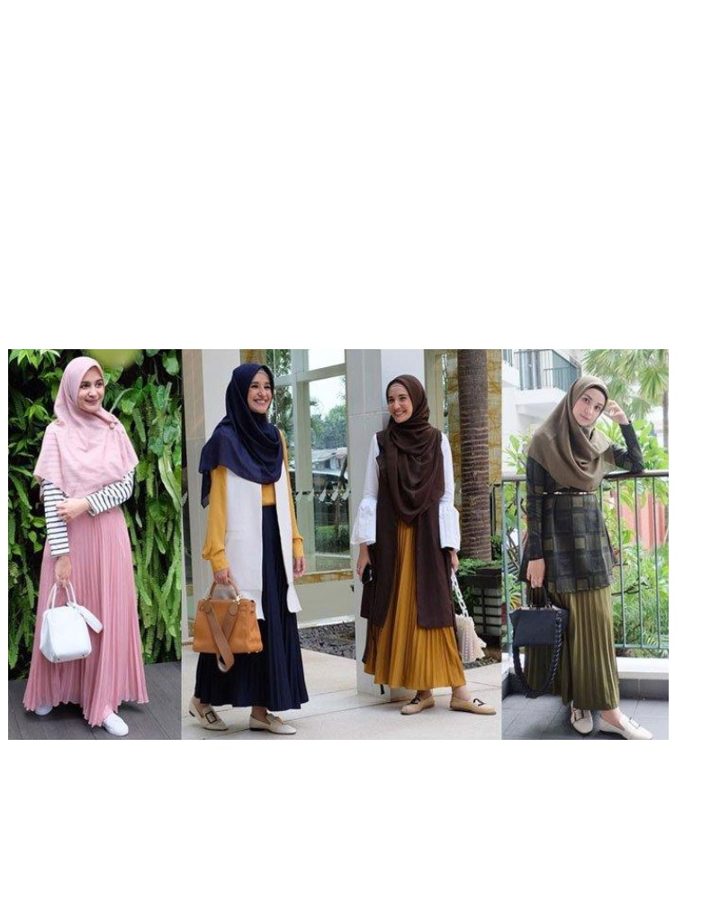 padu padan hijab