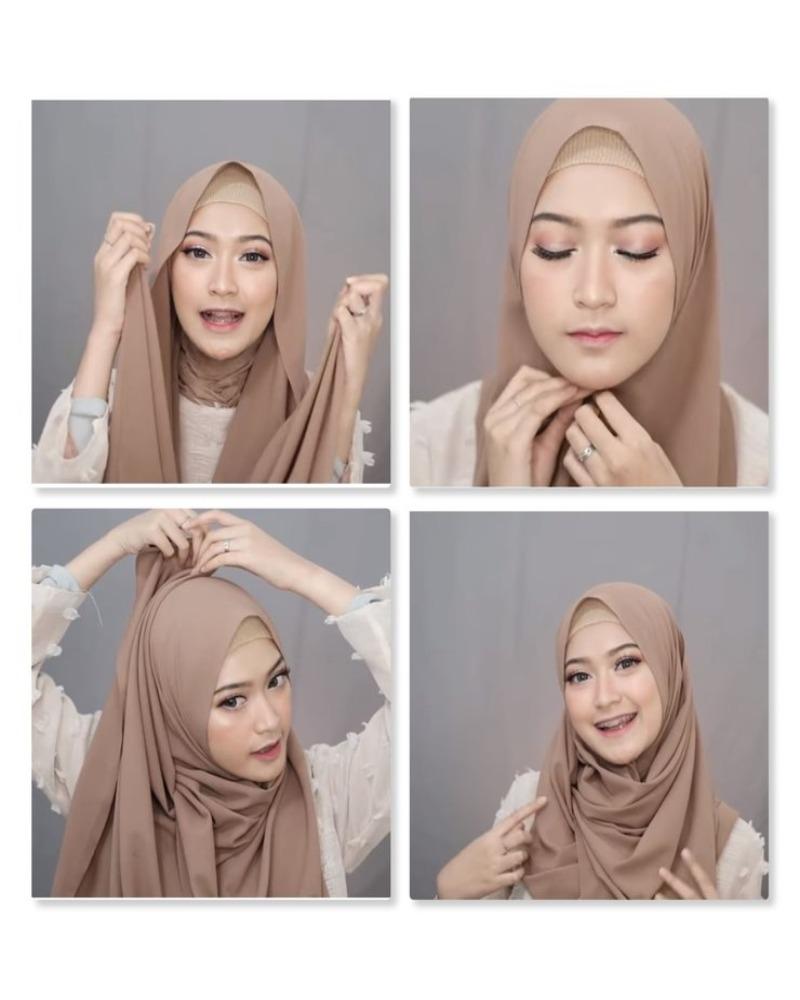 hijab pashmina carera