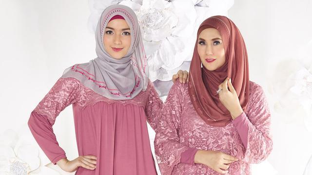 hijab pesta pernikahan