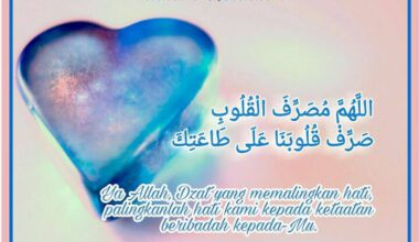 doa-istiqamah
